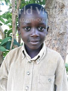 Choose a child to sponsor, like this little boy from Busitema, Reagan age 8