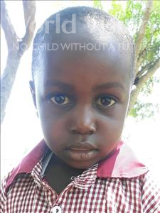 Choose a child to sponsor, like this little boy from Busitema, Alpha age 4
