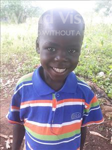 Choose a child to sponsor, like this little boy from Busitema, Edirwine age 5