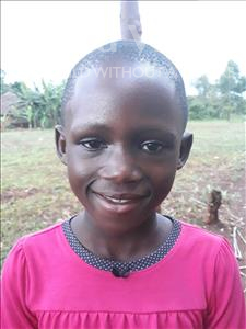 Choose a child to sponsor, like this little girl from Busitema, Daphine age 5