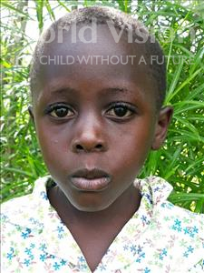 Choose a child to sponsor, like this little girl from Busitema, Elizabetty Venisha age 5