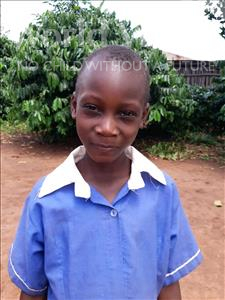 Choose a child to sponsor, like this little girl from Ntwetwe, Jackline age 8