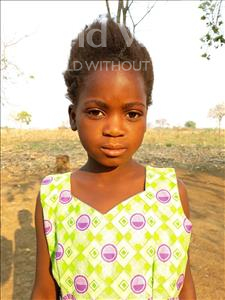 Choose a child to sponsor, like this little girl from Keembe, Cyurhia age 3