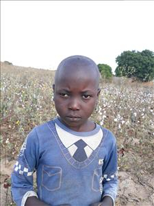 Choose a child to sponsor, like this little boy from Keembe, Kelody age 8