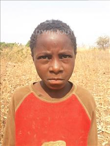 Choose a child to sponsor, like this little girl from Keembe, Jean age 10