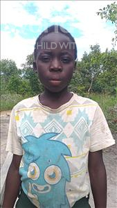 Choose a child to sponsor, like this little boy from Keembe, Abel age 10
