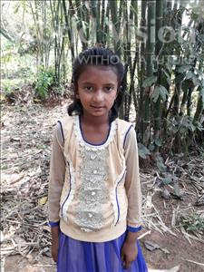 Choose a child to sponsor, like this little girl from Ghoraghat, Mafisha Maya age 11