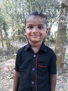 Masud, aged 3, from Bangladesh, is hoping for a World Vision sponsor