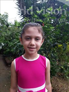 Choose a child to sponsor, like this little girl from Maya, Skarleth Andrea age 7