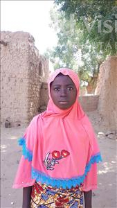 Choose a child to sponsor, like this little girl from Komabangou, Madiya age 11