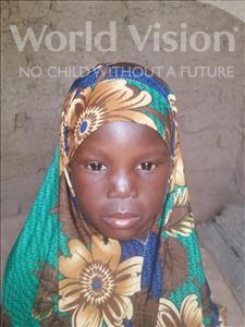 Salima, aged 6, from Niger, is hoping for a World Vision sponsor