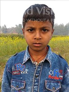Choose a child to sponsor, like this little boy from Sarlahi, Anil Kumar age 9