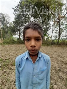 Bikash, aged 11, from Nepal, is hoping for a World Vision sponsor