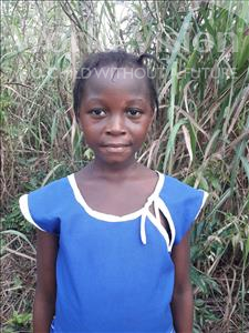 Choose a child to sponsor, like this little girl from Tegloma, Rose age 10