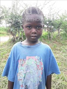 Choose a child to sponsor, like this little boy from Tegloma, Joseph age 6