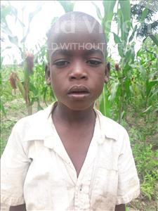 Choose a child to sponsor, like this little girl from Kilimatinde, Shija Masangu age 9