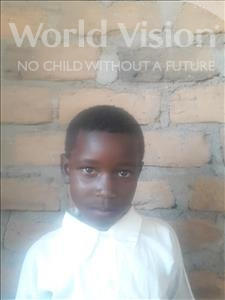 Choose a child to sponsor, like this little girl from Kilimatinde, Hollo Magembe age 8