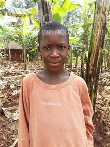 Choose a child to sponsor, like this little boy from Kibiga-Mulagi, John age 9