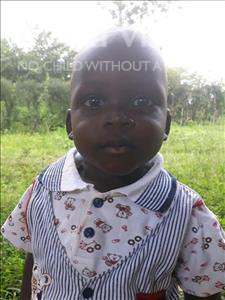 Choose a child to sponsor, like this little boy from Busitema, Prince Daniel age 2