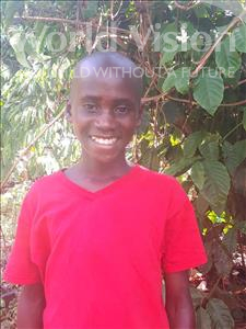Choose a child to sponsor, like this little boy from Ntwetwe, Kedres age 11