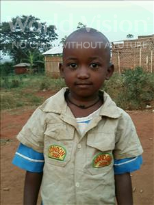 Choose a child to sponsor, like this little girl from Ntwetwe, Suzan age 6