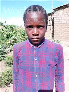 Choose a child to sponsor, like this little boy from Keembe, Prince age 12