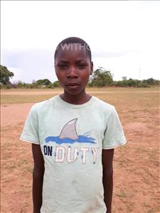 Waryo, aged 13, from Zambia, is hoping for a World Vision sponsor