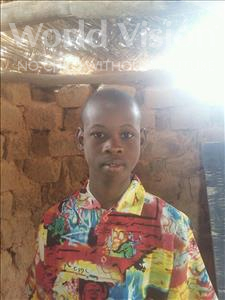 Choose a child to sponsor, like this little boy from Sirba, Yacouba age 10