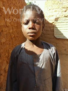 Choose a child to sponsor, like this little boy from Sirba, Ismael age 9