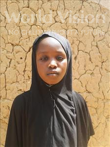 Choose a child to sponsor, like this little girl from Sirba, Nadia age 10