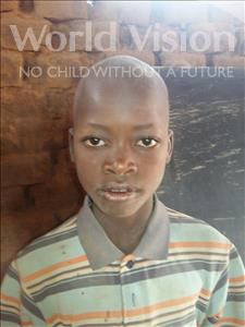 Choose a child to sponsor, like this little boy from Sirba, Oumarou age 7