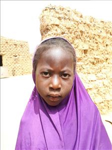Choose a child to sponsor, like this little girl from Sirba, Hawa age 5
