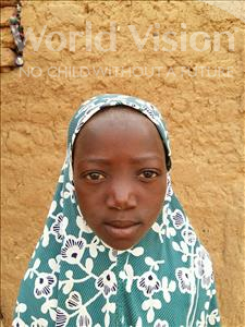 Choose a child to sponsor, like this little girl from Sirba, Soumeya age 9