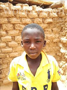 Choose a child to sponsor, like this little boy from Sirba, Abdoulhaou age 9