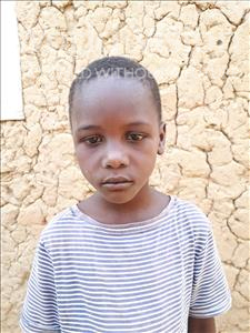 Choose a child to sponsor, like this little boy from Sirba, Abdoulhak age 5