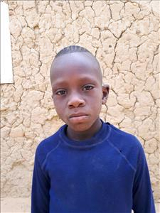 Choose a child to sponsor, like this little boy from Sirba, Abdoulmanaf age 6