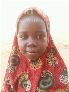Choose a child to sponsor, like this little girl from Sirba, Latifa age 6