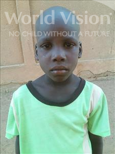 Choose a child to sponsor, like this little boy from Sirba, Mahamadou age 7