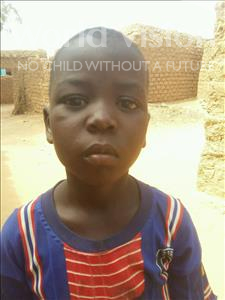 Abdoulheiyou, aged 8, from Niger, is hoping for a World Vision sponsor