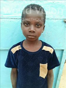 Choose a child to sponsor, like this little boy from Sirba, Issaka age 6