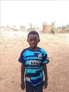 Choose a child to sponsor, like this little boy from Komabangou, Mahamadou age 11