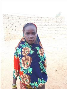 Choose a child to sponsor, like this little girl from Komabangou, Fidaoussi age 11