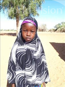Choose a child to sponsor, like this little girl from Komabangou, Zeinabou age 10