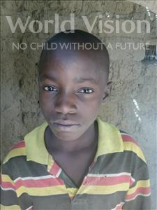 Choose a child to sponsor, like this little boy from Komabangou, Ousseini age 12