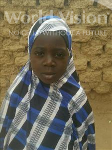 Choose a child to sponsor, like this little girl from Komabangou, Rafiatou age 6