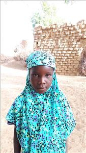 Soumeya, aged 7, from Niger, is hoping for a World Vision sponsor