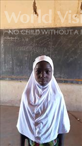 Choose a child to sponsor, like this little girl from Komabangou, Fayza age 9