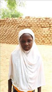 Choose a child to sponsor, like this little girl from Komabangou, Hamdala age 10