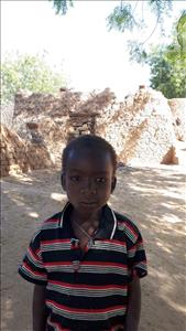Choose a child to sponsor, like this little boy from Komabangou, Mahamadou age 6