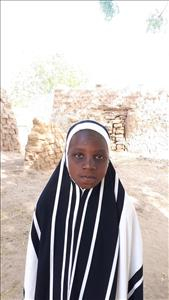 Choose a child to sponsor, like this little girl from Komabangou, Balthissa age 11